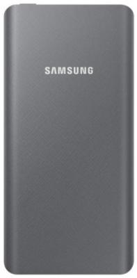 Внешний аккумулятор Power Bank 5000 мАч Samsung EB-P3020CSRGRU черный EB-P3020CSRGRU coolcci gs1 ultrathin 4200mah power bank for samsung nokia lenovo more black