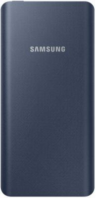 Внешний аккумулятор Power Bank 10000 мАч Samsung EB-P3000 синий внешний аккумулятор yoobao power bank 1700mah green