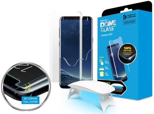 Защитное стекло Samsung GP-G965WTEEBAA для Samsung Galaxy S9+ аксессуар защитное стекло для samsung galaxy s9 sd845 svekla zs svsgsd845