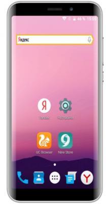 Смартфон ARK Elf S8 8 Гб черный смартфон ark benefit s503 8 гб черный