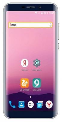 Смартфон ARK Elf S8 8 Гб синий смартфон
