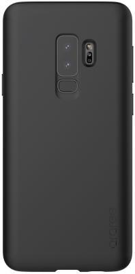 Чехол (клип-кейс) Samsung для Samsung Galaxy S9+ Airfit черный (GP-G965KDCPAIB) клип кейс ibox fresh для samsung galaxy s5 mini черный
