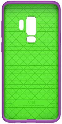 Чехол (клип-кейс) Samsung для Samsung Galaxy S9+ Airfit Pop фиолетовый (GP-G965KDCPBIC) чехол для alcatel pop s9 7050y силиконовый tpu черный матовый