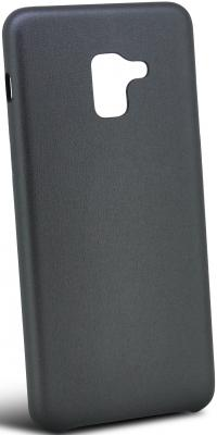 Чехол (клип-кейс) Samsung для Samsung Galaxy A8+ Itfit темно-серый (GP-A730SACPAAD) bluetooth гарнитура jabra motion uc ms 6630 900 301 серый 6630 900 301