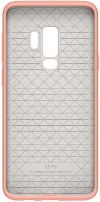 Чехол (клип-кейс) Samsung для Samsung Galaxy S9+ Airfit Pop розовый (GP-G965KDCPBIA) чехол для alcatel pop s9 7050y силиконовый tpu черный матовый