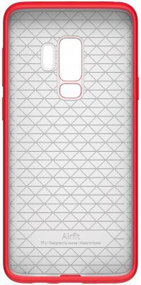 Чехол (клип-кейс) Samsung для Samsung Galaxy S9+ Airfit Pop красный (GP-G965KDCPBID)