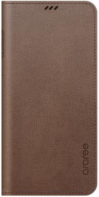 Чехол (флип-кейс) Samsung для Samsung Galaxy S9+ Mustang Diary коричневый (GP-G965KDCFAID) туфли shoiberg shoiberg mp002xw19avf
