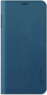 Чехол (флип-кейс) Samsung для Samsung Galaxy S9+ Mustang Diary синий (GP-G965KDCFAIC)