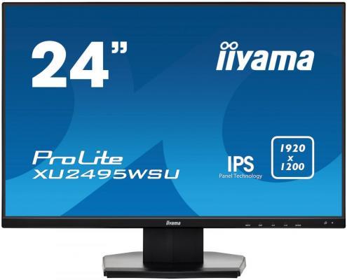 Монитор 24 iiYama XU2495WSU-B1 b1