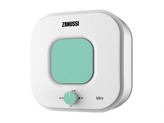 Водонагреватель накопительный Zanussi ZWH/S 15 Mini O 1500 Вт 15 л биокамин silver smith mini 3 premium 1500 вт серый