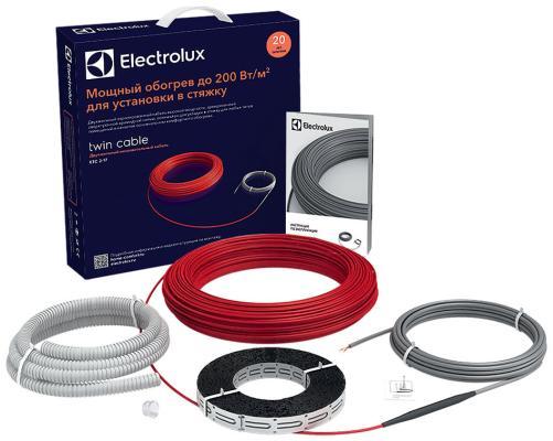 Кабель Electrolux ETC 2-17-300 комплект теплого пола кабель electrolux etc 2 17 300 комплект теплого пола