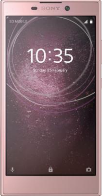 Смартфон SONY Xperia L2 розовый 5.5 32 Гб NFC LTE Wi-Fi GPS 3G H4311 смартфон sony xperia xa1 ultra dual