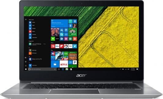 "Ультрабук Acer Swift 3 SF314-52-558F 14"" 1920x1080 Intel Core i5-8250U NX.GQGER.003 все цены"