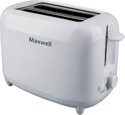 Тостер Maxwell MW-1505 белый