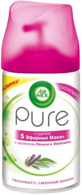 Освежитель воздуха Air Wick Pure 5 эфирных масел эвкалипт 250 мл 3055048 4mm 7x19 grade 304 high tensile structure core stainless steel wire rope cable wick high quality wick diy