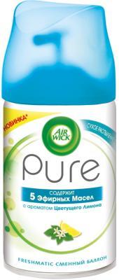 Освежитель воздуха Air Wick Pure 5 эфирных масел 250 мл 3055049 освежитель воздуха air wick pure весеннее настроение