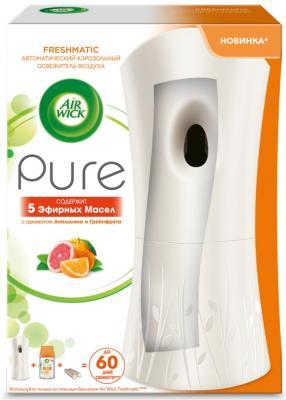 Освежитель воздуха Air Wick Freshmatic Complete Pure 5 Эфирных Масел 250 мл 3055101