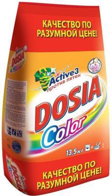 Стиральный порошок DOSIA Color 13.5 кг 0367542 рб dosia стир порошок авт белый снег 1 8кг 953037