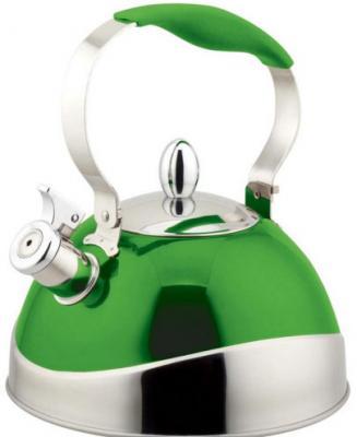 Чайник Teco TC-107-G зелёный 3 л нержавеющая сталь чайник teco со свистком 3 л tc 107 r