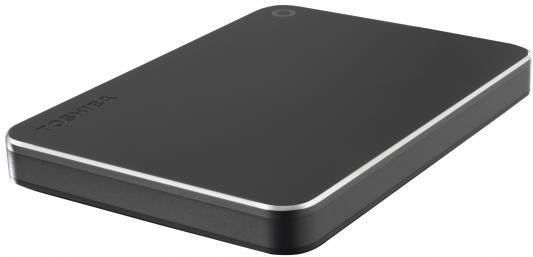 "все цены на Внешний жесткий диск 2.5"" USB 3.0 2Tb Toshiba Canvio Premium серый HDTW220EB3AA онлайн"