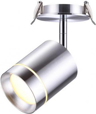 цены на Встраиваемый светодиодный светильник Novotech Arum 357689 в интернет-магазинах