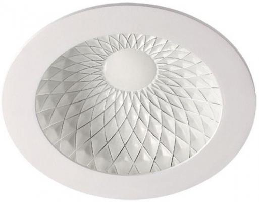 Встраиваемый светодиодный светильник Novotech Gesso 357499 notch neck two tone patch tee