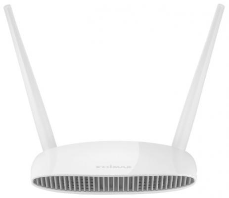 Беспроводной маршрутизатор Edimax BR-6478AC V2 802.11abgnac 1167Mbps 2.4 ГГц 5 ГГц 4xLAN USB белый