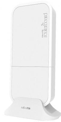 Точка доступа MikroTik wAP R 802.11bgn 2.4 ГГц 1xLAN белый RBWAPR-2ND точка доступа level one wap 6012