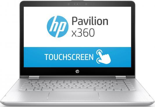 Ноутбук HP Pavilion x360 14-ba022ur (1ZC91EA) цена и фото