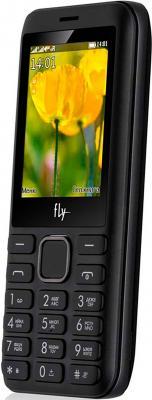Мобильный телефон Fly FF249 черный мобильный телефон fly ff281 черный