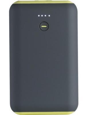 Внешний аккумулятор Power Bank 7500 мАч Smart Buy Utashi A серый зеленый SBPB-810