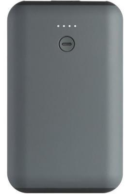Внешний аккумулятор Power Bank 7500 мАч Smart Buy Utashi A серый черный SBPB-800