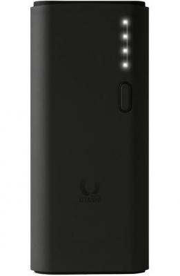 Внешний аккумулятор Power Bank 10000 мАч Smart Buy Utashi X черный SBPB-605