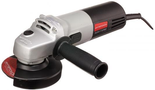 Углошлифовальная машина Интерскол УШМ-115/900 115 мм 900 Вт 515.1.0.00