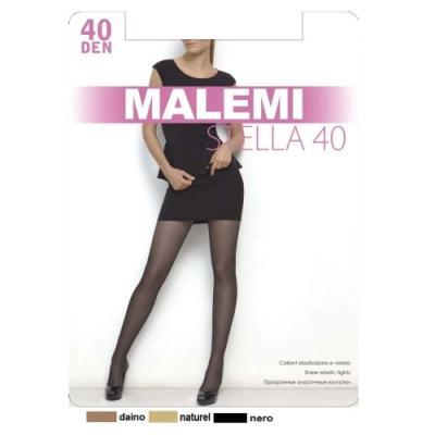 Колготки Malemi Stella 5 40 den светло-коричневый
