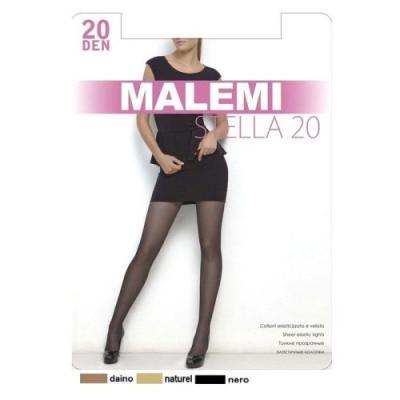 Колготки Malemi Stella 5 20 den черный колготки 20 den коньяк argentovivo колготки 20 den коньяк