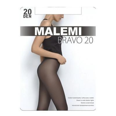 Колготки Malemi Bravo 4 20 den черный колготки 20 den коньяк argentovivo колготки 20 den коньяк