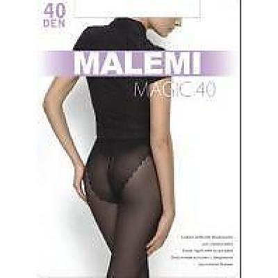 Колготки Malemi Magic 5 40 den черный колготки argentovivo activity 5 40 den черный