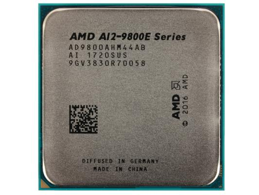 Процессор AMD A12 9800E AD9800AHM44AB Socket AM4 OEM процессор amd a8 7500 3 0ghz 2mb ad7500ybi44ja socket fm2 oem