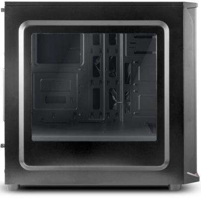Корпус ATX 3Cott G08 65 Вт чёрный