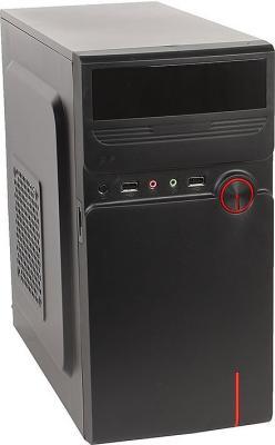 Корпус microATX 3Cott M1507 400 Вт чёрный