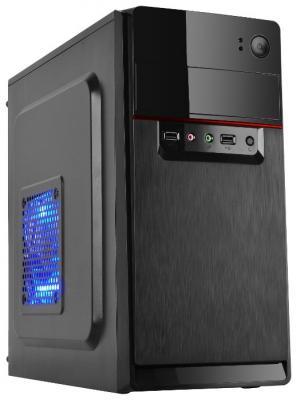 Корпус microATX 3Cott M1508 400 Вт чёрный