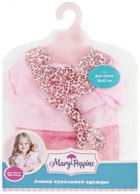 Одежда для кукол Mary Poppins Комбинезон и повязка 452116