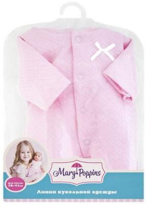Одежда для кукол Mary Poppins Комбинезон стеганый 230