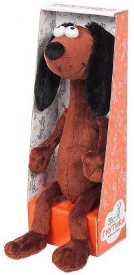 Мягкая Игрушка Барбос-Черный Нос, 22 см малышарики мягкая игрушка собака бассет хаунд 23 см
