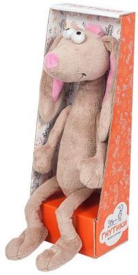 Мягкая Игрушка Зайка-Зазнайка, 22 см малышарики мягкая игрушка собака бассет хаунд 23 см