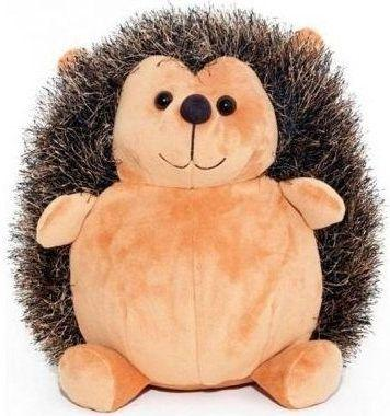 Мягкая игрушка ежик Фэнси Ёжик Тоби искусственный мех коричневый EZHT0 цена