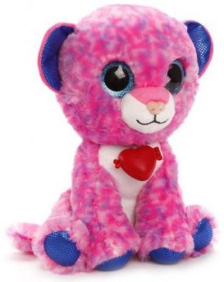 Мягкая игрушка Глазастик Леопард