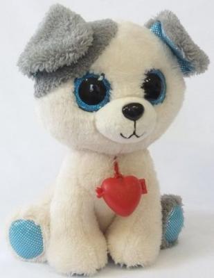 Мягкая игрушка собака Фэнси Глазастик Собачка искусственный мех серый белый SBB0\\S audio note an e spx se