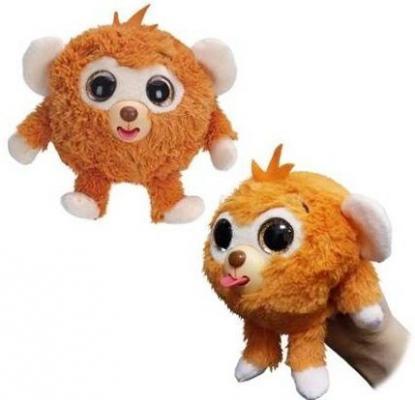Мягкая игрушка Дразнюка-Zooка Обезъянка 13 см baby mix игрушка подвеска обезъянка tina